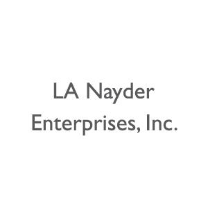 LA Nayder Enterprises Inc.